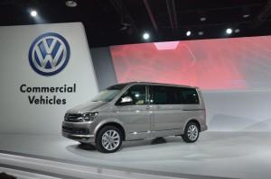 Volkswagen T6 Launch Photo