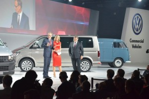 Volkswagen T6 Launch