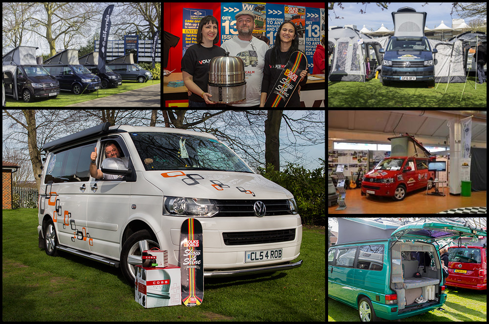 Volksworld 2018 – you can't keep us away!