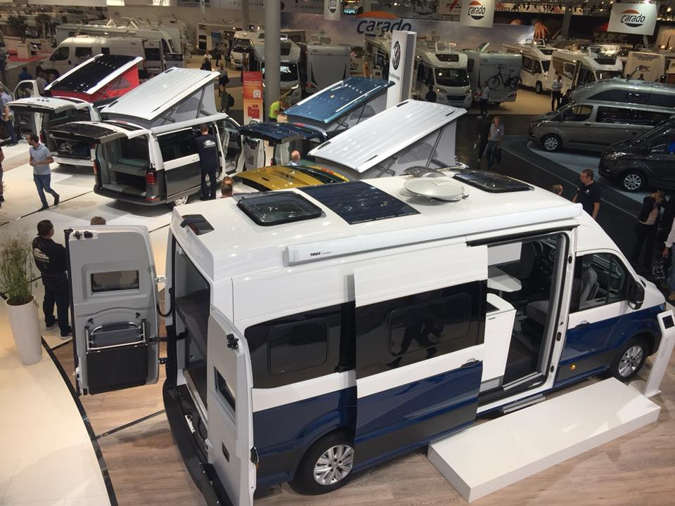 Step inside the Grand California! | The VW California