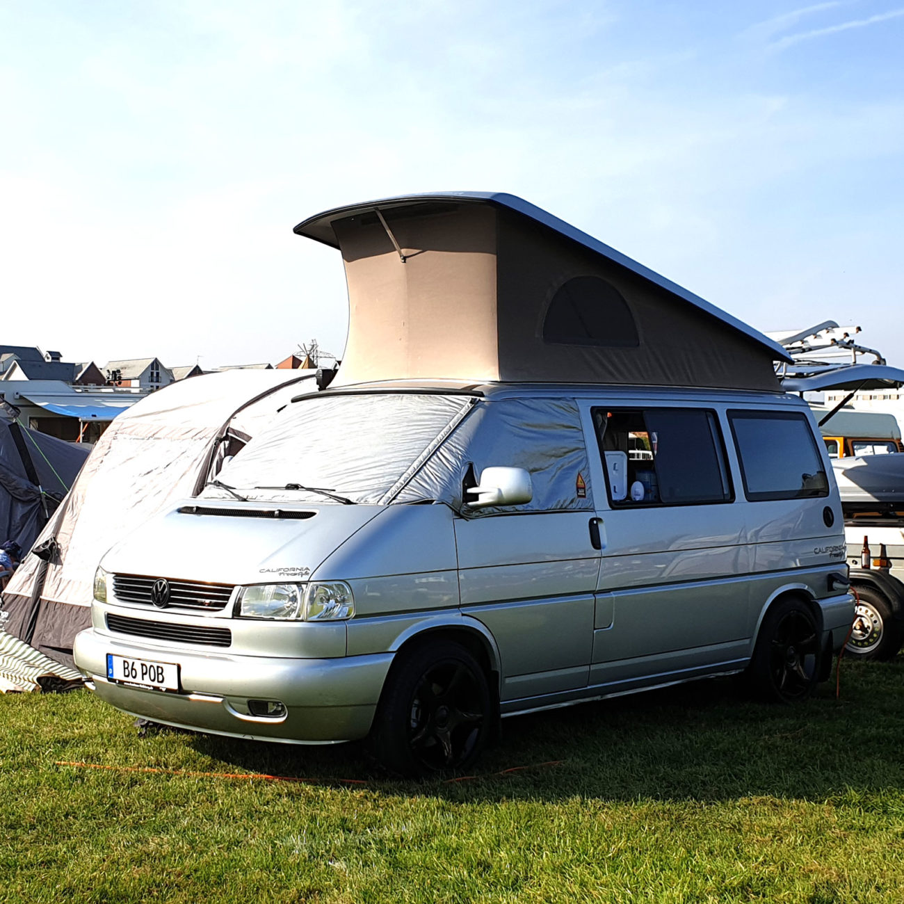 VW T4 California Freestyle