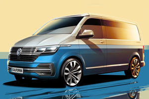 The Digital Volkswagen Campervan!