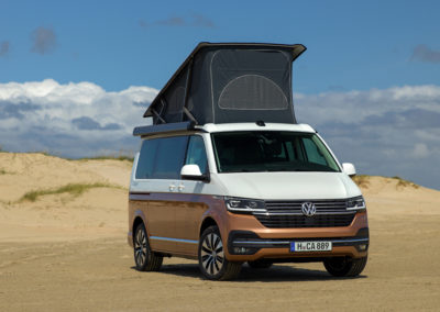 The Volkswagen California 6.1