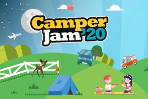 Camper Jam — July 2020!