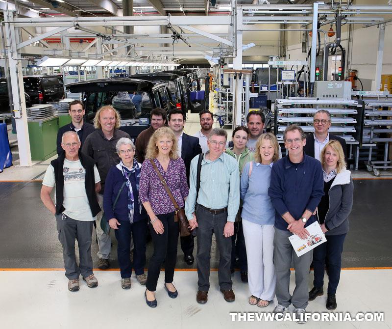 Hanover Factory Tour 2014