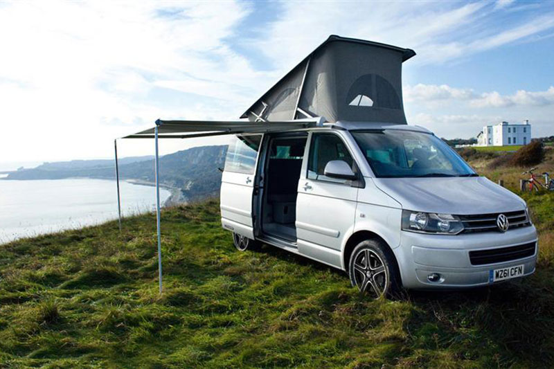 Top Ten Tips For Campervanning