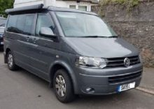 VW California 2015 2.0 SE 140TDI 6sp Grey Metallic