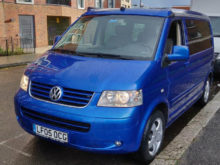 05 VW California Comfortline 174PS