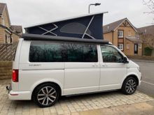 Immaculate T6 VW California Ocean 204 DSG TDI Blue Motion