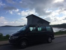 Volkswagen California 2.0 TDI BlueMotion Tech T6 Beach 4dr (EU6)