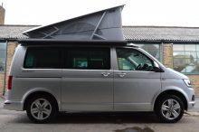 UNDER OFFER - 2017 VW California Ocean T6 2.0l BiTDi 204 PS 7 Speed Auto - Reflex Silver Metallic